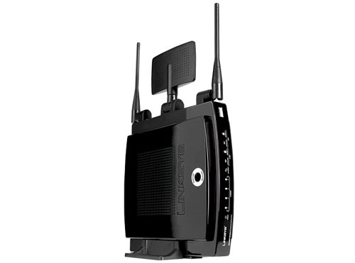 Cisco-Linksys WRT600N
